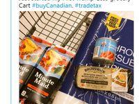 تحریم محصولات آمریکایی توسط کاناداییها +تصاویر