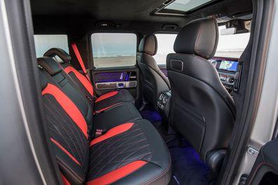 پایگاه خبری آرمان اقتصادی 2019-Mercedes-AMG-G63-106 مرسدس بنز، از جدیدترین شاسی بلند سری G رونمایی کرد +تصاویر