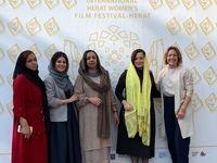 گشت و گذار مهراوه شریفی نیا در افغانستان +تصاویر