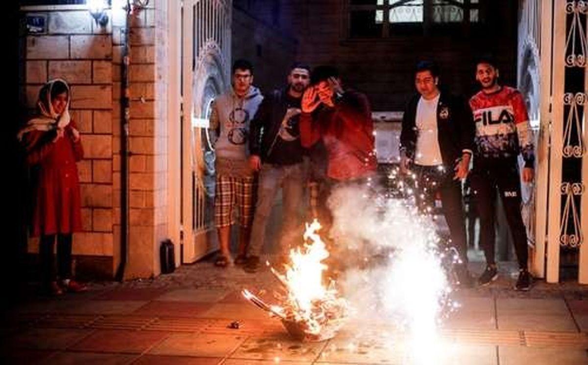 شعلههای کرونا در کارناوال مرگ