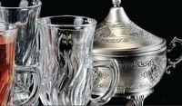 بلور ایرانی با برند خارجی عرضه میشود
