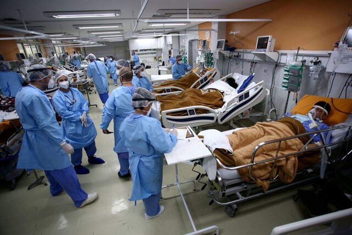 سیل مراجعه بیماران عادی بیشتر از کروناییها!