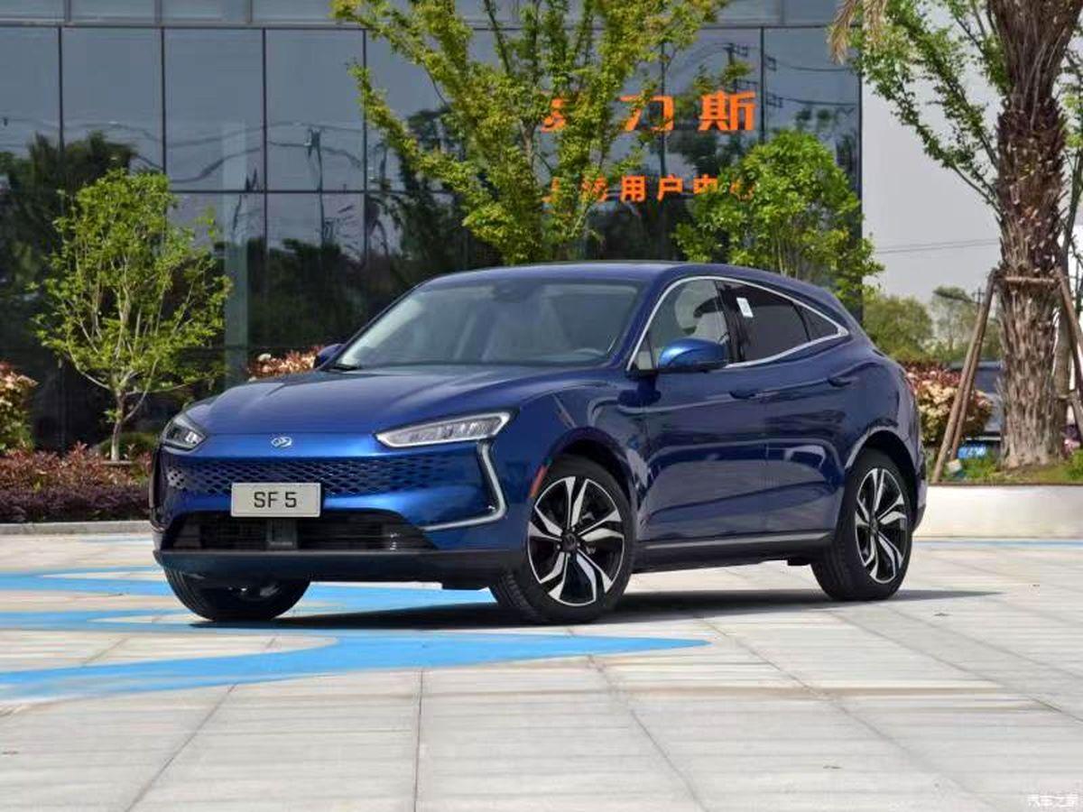 همکاری شریک تجاری بهمن  (Sokon) با Huawei برای تولید خودرو الکتریکی
