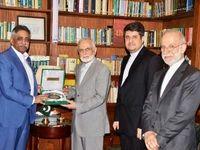 استاندار ایالت سند پاکستان خواستار افزایش تجارت با ایران شد