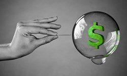 دلار ۱۱هزار تومانی حبابی است
