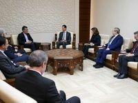 اسد: تجاوز به سوریه مانع جنگ علیه تروریسم نمیشود