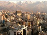قیمت املاک کمتر از ۲۰ سال در تهران