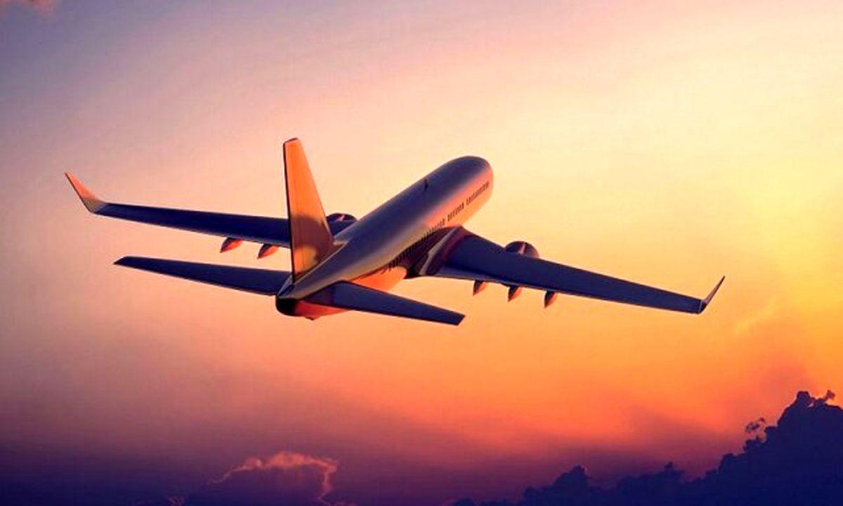 کاهش پروازهای عبوری از آسمان ایران