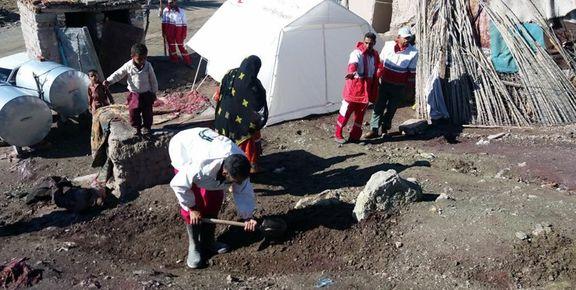 نیاز فوری زلزلهزدگان آذربایجان غربی به نیروهای امدادی