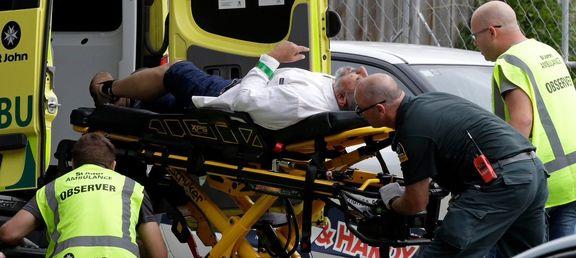 حمله مسلحانه مرگبار به دو مسجد در نیوزیلند