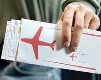 بلیت هواپیما به کروناییها فروخته نمیشود