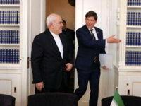 ظریف با رییس پارلمان سوئد دیدار کرد