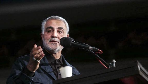 نامگذاری معبری به نام سپهبد سلیمانی در تهران