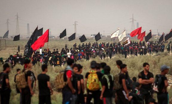 جزئیات برگشت زوار اربعین از مرز مهران به سه پایانه معین