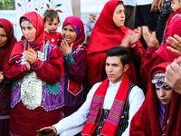 جشنواره فرهنگ و اقتصاد روستا در گالیکش +تصاویر
