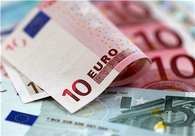 کاهش ۱۲۱ریالی قیمت یورو