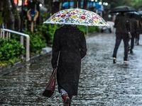 ورود سامانه بارشی جدید از جنوب غرب و غرب به کشور، تهران بارانی میشود
