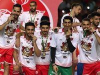 پرسپولیس بهترین تیم باشگاهی ایران شد
