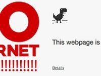 قطع اینترنت موبایل در بخشهایی از منطقه مرکزی تهران