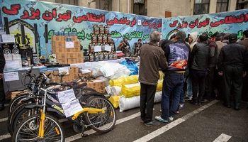 ۷۷۹زورگیر تهران و اموالی که پلیس کشف کرد +تصاویر