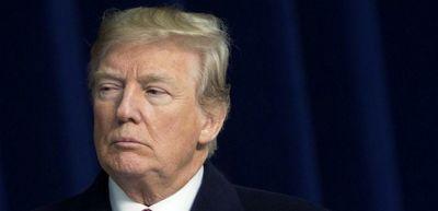 رضایت از عملکرد ترامپ ۴درصد کاهش یافت