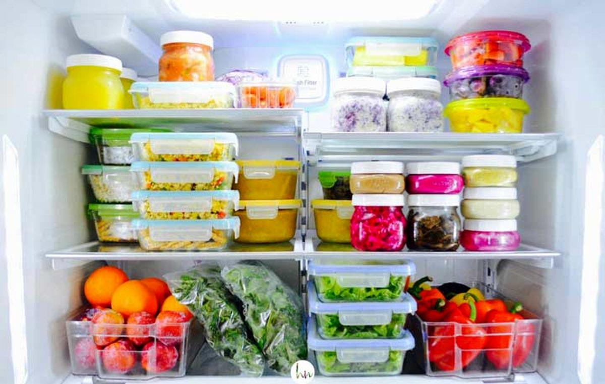 ارزش غذایی این خوراکی ها با نگهداری  در یخچال از بین می رود