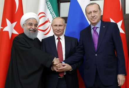 برگزاری نشست سران ایران، روسیه و ترکیه در ژنو درباره سوریه