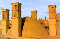 بادگیر، معماری اصیل ایرانی +عکس