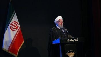 روحانی: من نگذاشتم ایران ناقض توافق باشد +فیلم