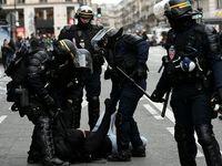 دیدهبان حقوق بشر به پلیس فرانسه هشدار داد