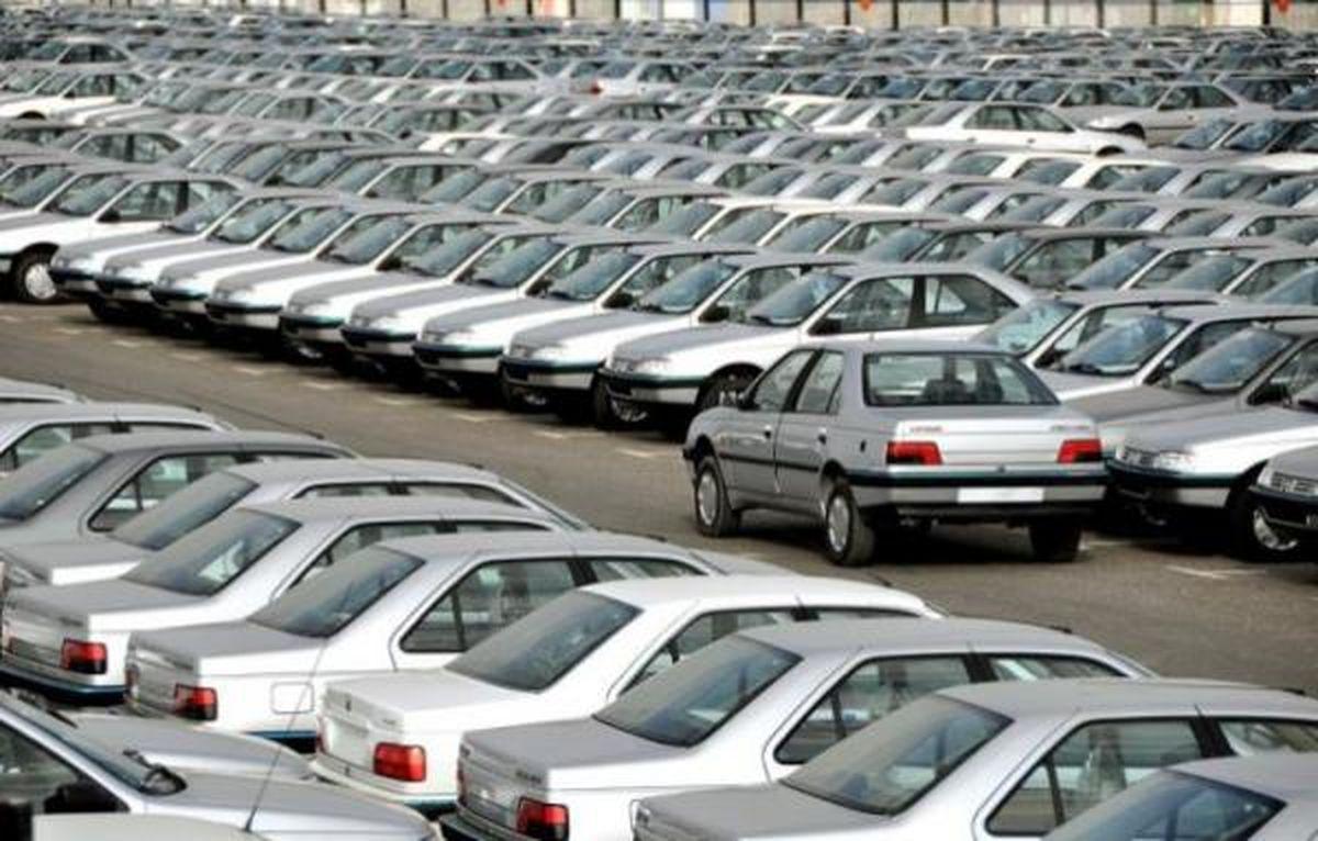 سهم بازار خودروهای کشور اعلام شد