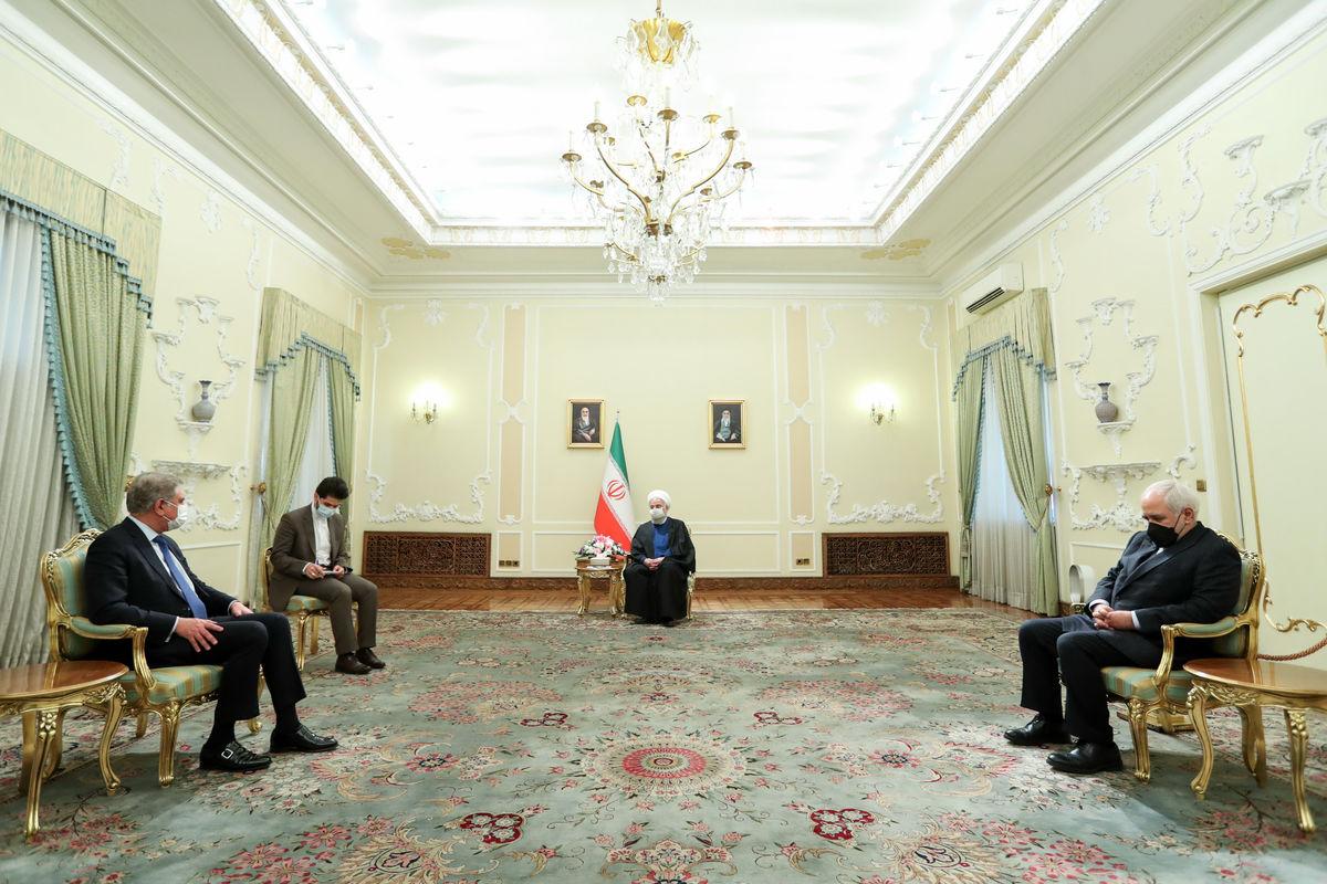 اعلام آمادگی ایران برای تامین نیازهای پاکستان در زمینه انرژی / امنیت، دغدغه مشترک دو کشور است