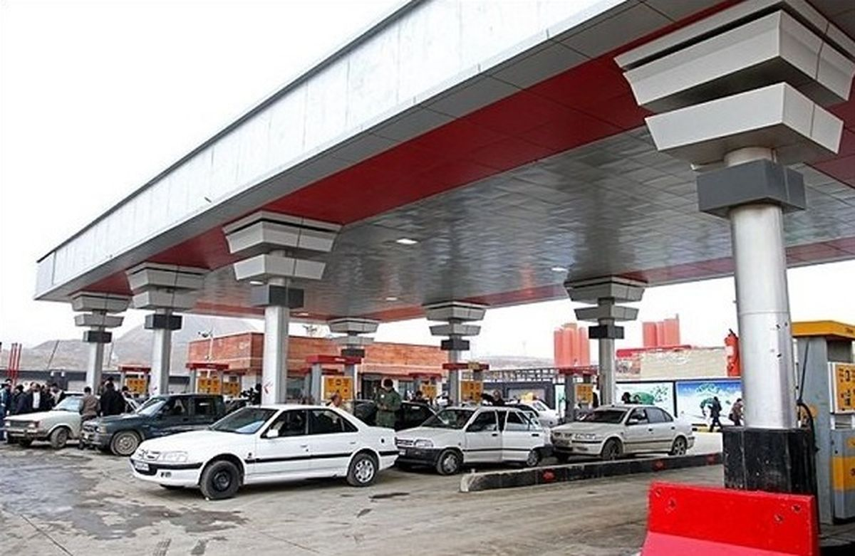 مصرف بنزین در پایان سال رکورد زد