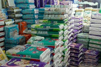 محصولات سلولزی به وفور در بازار وجود دارد