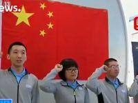 شهرکسازی چینیها در کره ماه +فیلم