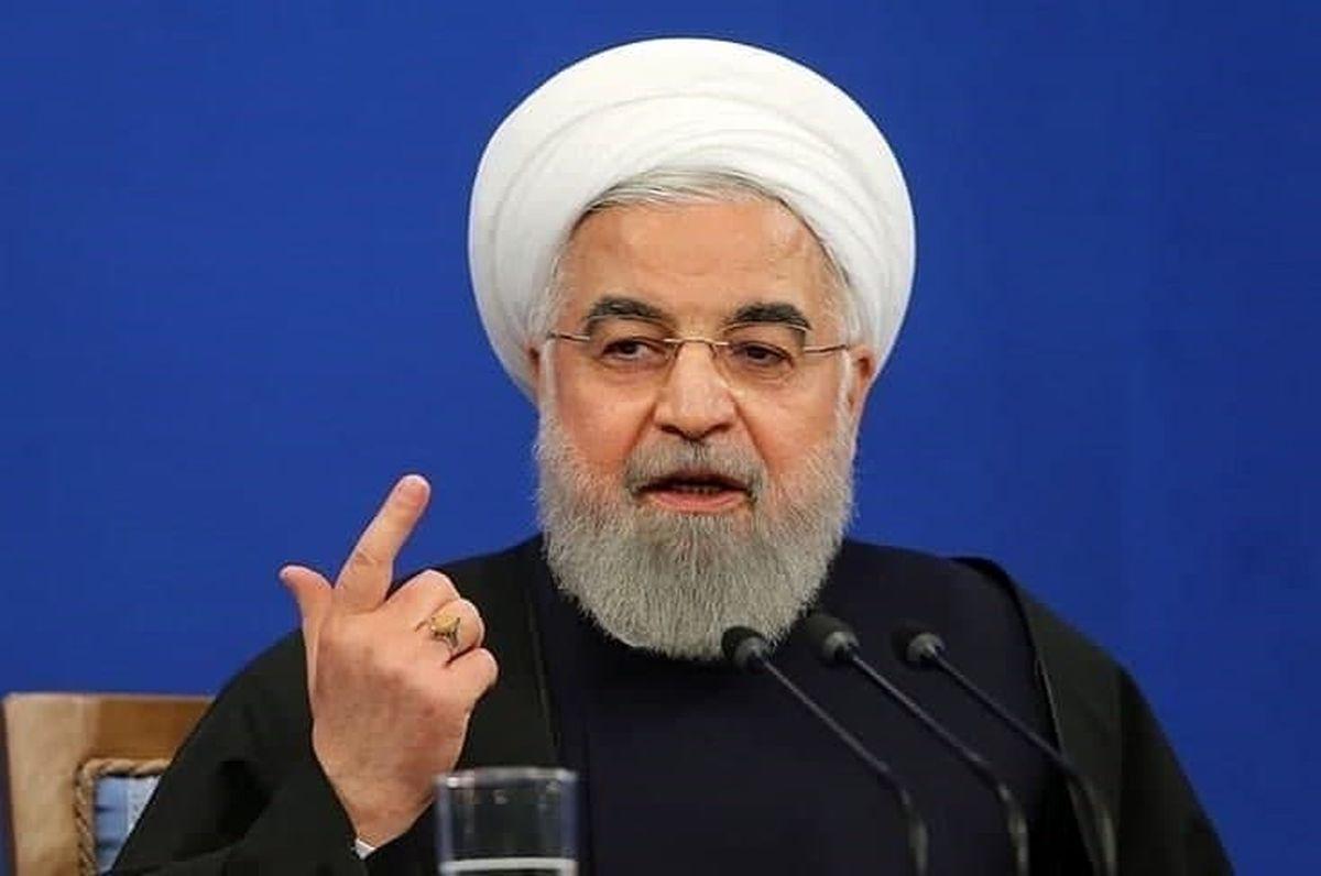 واکنش روحانی به انتشار فایل صوتی ظریف