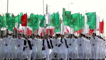 تصاویر منتخب رویترز از رژه نیروهای مسلح ایران