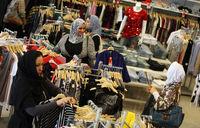 بازار کم رمق لباس سال نو
