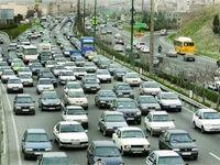 ایران، در رتبه اول هدر رفت زمان در ترافیک