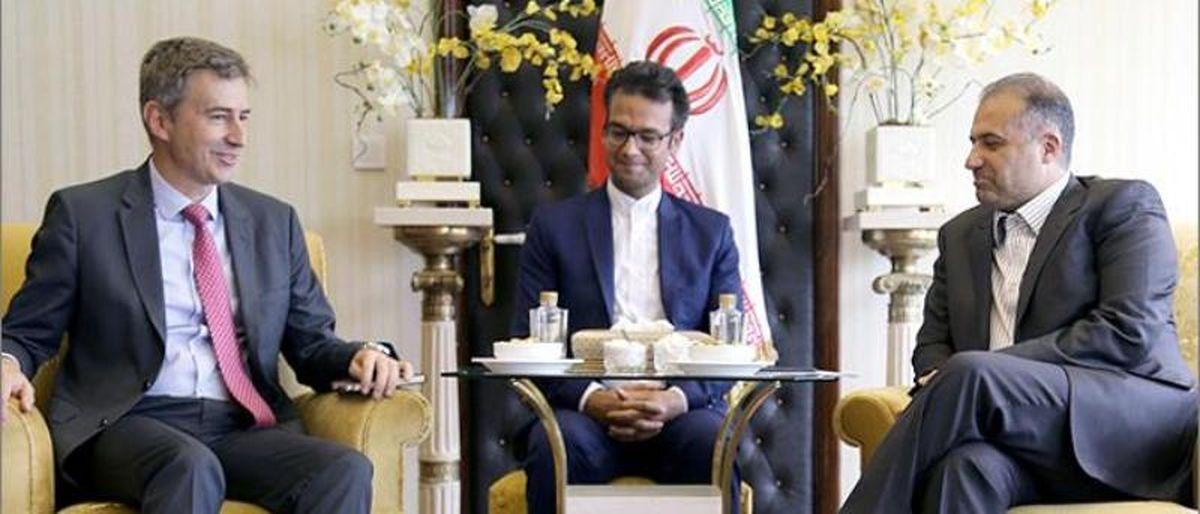 سفیر سوئیس در تهران: مواضع ما حفظ برجام است