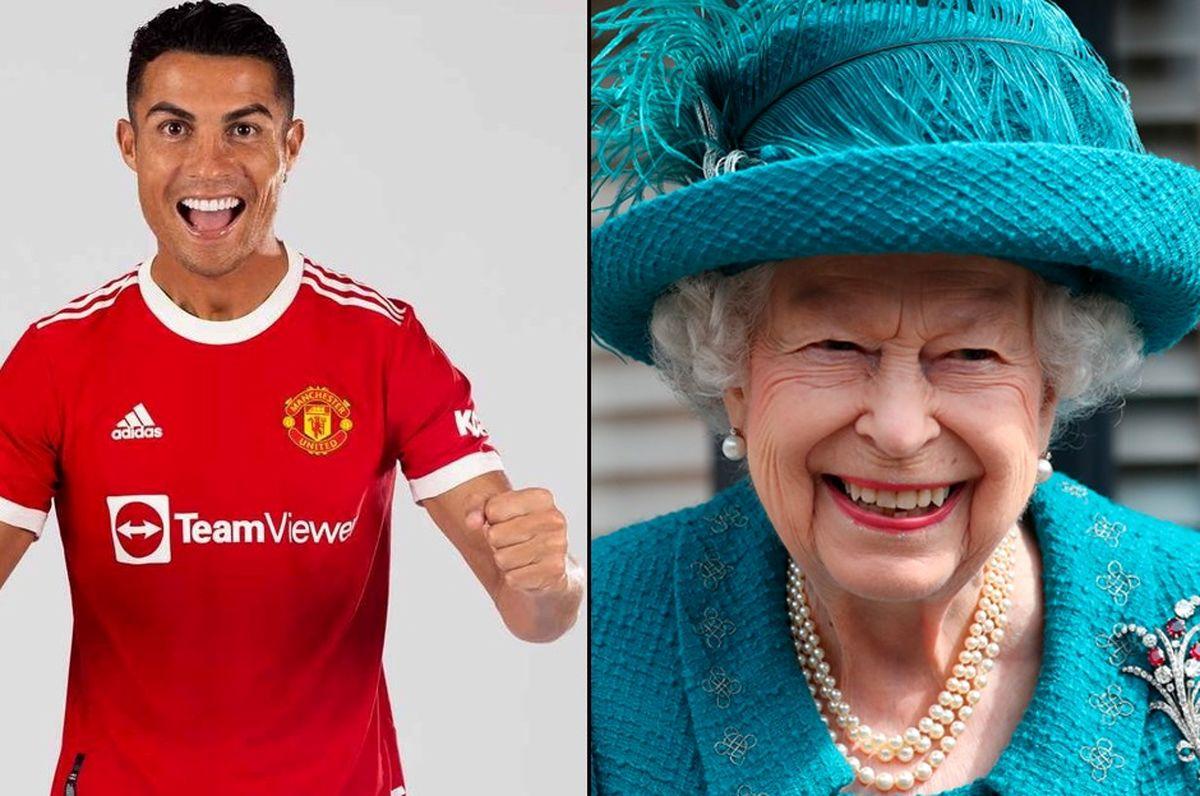 بررسی صحت یک ادعا / آیا ملکه بریتانیا واقعا درخواست پیراهن رونالدو را داشت؟