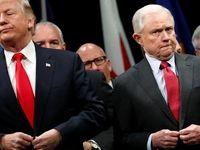 ترامپ: دادستان کل ندارم