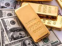 ضعف دلار به نفع طلا تمام میشود؟