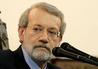 انتقاد لاریجانی از رفتار ضعیف اتحادیه اروپا در مقابل آمریکا