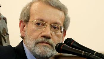 لاریجانی: آمریکا نمیگذارد مسائل میان ایران و سعودی حل شود