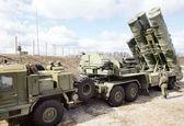 شلیک سامانه اس-۳۰۰ روسیه در سوریه