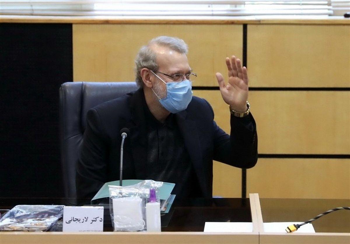 تصمیم لاریجانی برای حضور در انتخابات ۱۴۰۰ قطعی شد