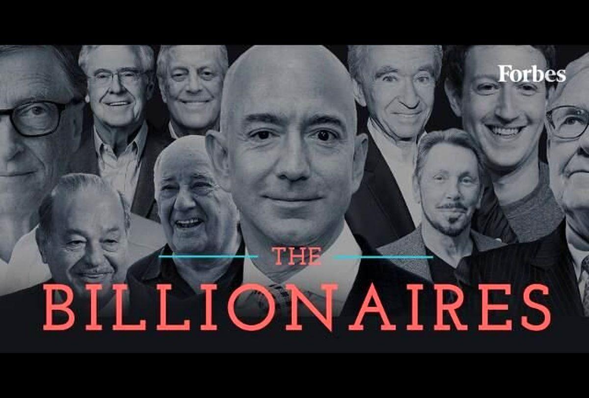 سقوط ایلان ماسک در رتبه بندی میلیاردرها