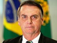 آزمایش کرونای رییس جمهوری برزیل دوباره مثبت شد