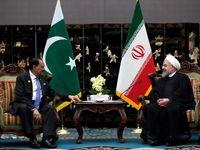 ایران میتواند منبع مطمئنی برای تامین انرژی پاکستان باشد/ ضرورت تامین امنیت دائم مرزهای مشترک